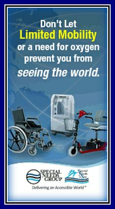 portable oxygen rentals from special needs at sea