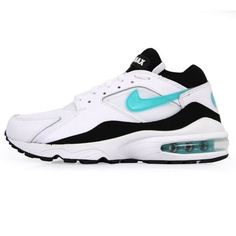 15991ab1fbac NIKE-AIR-MAX-93-MENTHOL-RETRO-RUNNING-SHOE-306551-103-Size-8-8-5-10-10-5-us