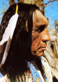 John Fire Lame Deer a Lakota Holy Man