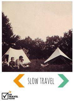 Slow Family Travel - Vintage Travel Photo via The Travel Tester