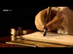 ▶ 'The Writer', a 240 year-old Automaton. Over 6,000 parts & programmable (!!). (The moving eyes are eerie, but this is just stunning. A must-watch.)