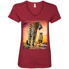 Just added this new Tabbies and Tiger... Check it out! http://catrescue.myshopify.com/products/tabbies-and-tigers-ladies-v-neck-tee?utm_campaign=social_autopilot&utm_source=pin&utm_medium=pin