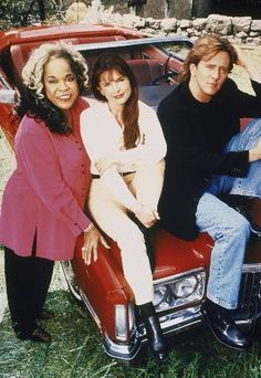 Touched By An Angel | UPtv.com - Della Reese, Roma Downey, John Dye