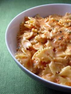 Creamy Tomato Basil Pasta