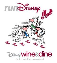 Wine & Dine Running Dalmatians