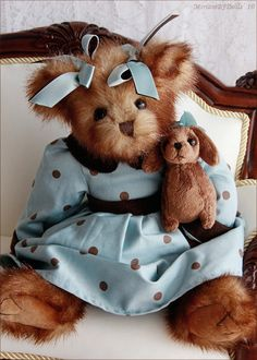 Teddie and Friend