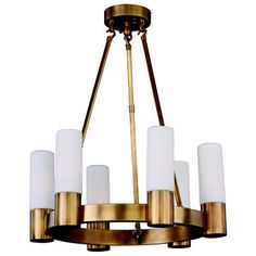 Contessa Chandelier by Maxim Lighting at Lumens.com