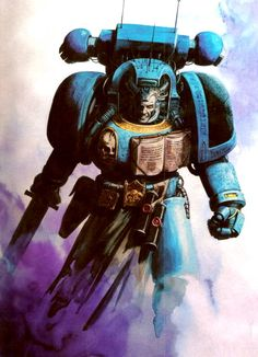Librarians - Warhammer 40K Wiki - Space Marines, Chaos, planets, and more