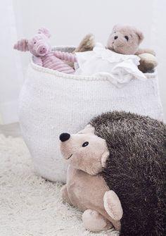 Coffee Table Diary: Mifuko Kiondo baskets are perfect for baby toys