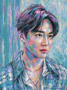 Suho (EXO) - Self-Portrait (Teaser Images : kpop