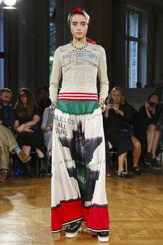 Undercover Ready To Wear Spring Summer 2017 Paris