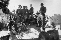 Polish members of Battalion Zośka stand atop a captured German Panther tank during the Warsaw Uprising, Poland Facts, Warsaw Ghetto Uprising, Panther Pictures, Home Guard, Holocaust Memorial, Cool Tanks, Red Army, Panzer, World War Ii