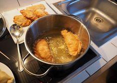 Masa para empanadas fritas, receta paso a paso