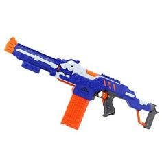MaLiang 3D Printing Death Style Look Remodeled Black Nerf SlingFire Modify B Toy