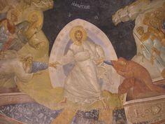 Freska Vaskrsenja - Crkva Hrista Hore - Istambul