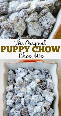 Puppy Chow Chex Mix Recipe For Any Occasion