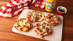 Egg-In-A-Hole Pizza Bagels Are Everything You Could Possibly Want Out Of Breakfast