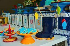 Festa de pescaria // fishing party