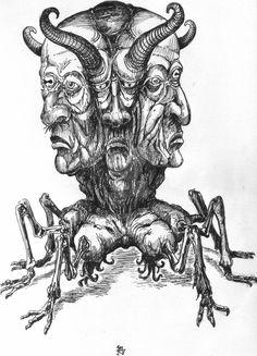 Demon by Orm-Z-Gor