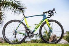 2016 Pro Bike: Michael Rogers' Tinkoff Specialized S-Works Tarmac | road.cc