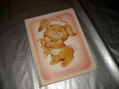 This is a vintage CRITTER SITTERS Spiral Notebook. Is yellowed slightly on edges and notebook has spot on back where a price sticker was pulled off. Very cute notebook! 90s Childhood, My Childhood Memories, Sweet Memories, Critter Sitters, Cute Notebooks, Price Sticker, Vintage School, Oldies But Goodies, Ol Days