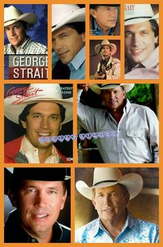 George Strait. My country music crush
