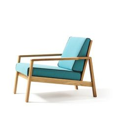 beautiful, striking, handcrafted, quality responsible, sustainable wooden chair designed by Håkan Johansson for Zweed