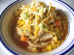 Spicy Chicken Stew - Six Sisters Stuff
