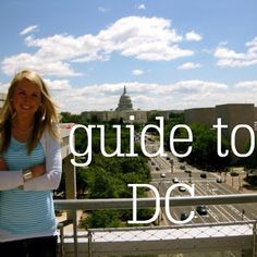 the.well.traveled.wife: guide to washington DC