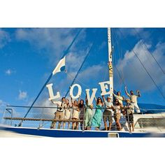 Celebrate by Land or Sea... Contact your WOW planner for more details! #wow 🐋⛵️⚓️