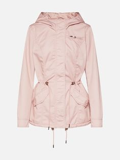 Tussenparka 'New Lorca' Parka, Raincoat, Athletic, Zip, Jackets, Coats, Fashion, Cowl, Rain Jacket