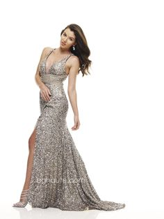 BG Haute Spring/Prom 2014 style #E01017 Lead also available in Champagne & Platinum. www.bghaute.com  #prom2014