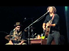 Jason Mraz - Who's Thinking About You Now (with Toca at Spreckels 11/29/11)