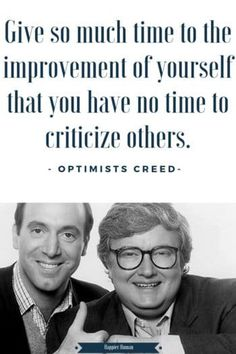Optimist Creed - Don't criticize others. Inspirational Quotes For Anxiety, Anxiety Quotes, Affirmations For Anxiety, Positive Affirmations, Positive Thoughts, Positive Quotes, Optimist Quotes, Confidence Boost, Thinking Quotes