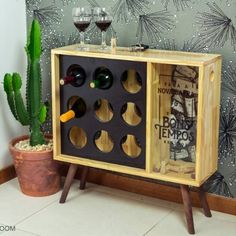 Wood Projects, Woodworking Projects, Smart Table, Bedroom Door Design, Wine Table, Small Pallet, Do It Yourself Crafts, Home Decor Furniture, Bars For Home