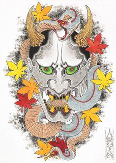 hannya # snake# - Google Search