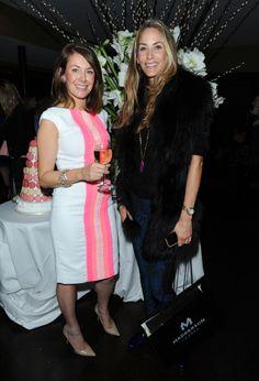 Sara Madderson with Lisa Butcher