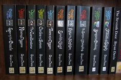 Dragons in Our Midst series Oracles of Fire series Children of the Bard series By Bryan Davis | my favourite books of all time :)