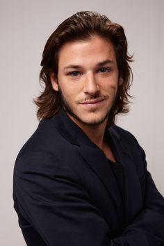 Gaspard Ulliel... beautiful, beautiful man.
