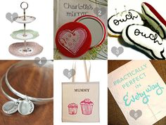 Mothers Day Gift Guide Selection