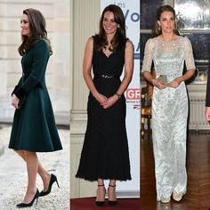 """1,641 Likes, 40 Comments - Kate Middleton (@catherine_mountbatten_windsor) on Instagram: """"Well day one of #royalvisitparis wasn't bad, right?Which outfit do you like most?❤…"""""""