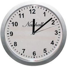 Hide your things in plain sight with this wall clock diversion safe #diversionsafe #homesecurity