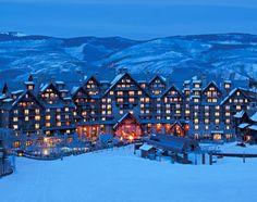 Bachelor Gulch Ritz Carlton in Colorado