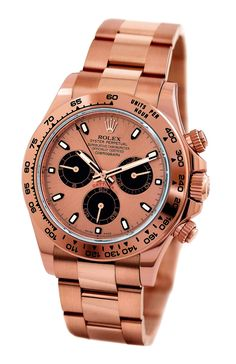 Welcome To RolexMagazine.com...Home Of Jake's Rolex World Magazine..Optimized for iPad and iPhone: Rose Gold Rolex Daytona