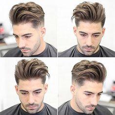 Men's Undercut Hairstyles 30 New Undercut Styles Trending Undercut Styles, Undercut Men, Beard Styles, Mens Undercut Hairstyle, Pompadour Hairstyle, Hairstyle Braid, Undercut Pompadour, Quiff Hairstyles, Cool Hairstyles For Men
