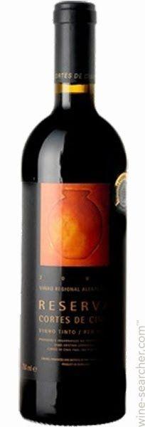 Cortes de Cima Touriga Nacional Vinho Regional Alentejano 2008  750ML