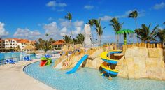#Barcelo Punta Cana All Inclusive. Located on sandy Playa Bavaro (Bavaro Beach), this all-inclusive oceanfront resort is 1 miles from Barcelo Bavaro Golf Course. It features diving trips, a full-service spa, and a casino. #hotel #puntacana