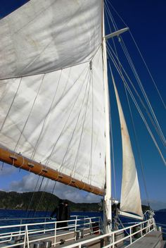 Time tot set sail on the Milford Wanderer