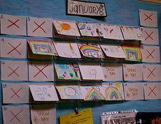 "Fairy Dust Teaching Kindergarten Blog: ""Reggio Inspired"" Child Made Calendar and More!"