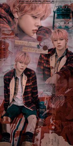 Bts Wallpaper Desktop, Cute Wallpapers, Pop Posters, Kpop Backgrounds, Aesthetic Roses, Kpop Merch, Kpop Guys, Kpop Fanart, K Idols